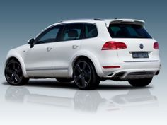 Volkswagen touareg | Volkswagen Touareg híbrido by JE Design