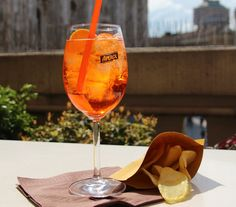 Is aperitivo hour real? That time of day when Italians, collectively, adjourn to their nearest bar or cafe to enjoy a cold spritz with friends and co-workers. Can that, truly, be a thing? And if so, how do I partake?
