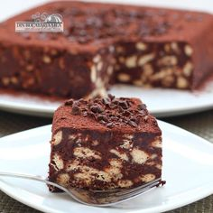 From my kitchen: Biscuit Cake Sweet Recipes, Cake Recipes, Dessert Recipes, Köstliche Desserts, Delicious Desserts, Cocinas Chocolate, Romanian Desserts, Romanian Food, Biscuit Cake
