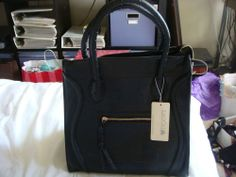 Fashion Q- Square Bag (Black) http://www.ebay.com/itm/151226309274?ssPageName=STRK:MESELX:IT&_trksid=p3984.m1558.l2649
