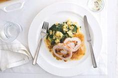 Nebe v hubě | Apetitonline.cz Dinner Recipes, Chicken, Supper Recipes, Cubs