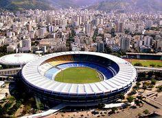 maracanâ stadium (estádio do maracanâ) | rio de janeiro, brazil - the biggest stadium in the world!