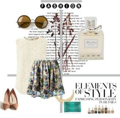 Dale un toque fresco a tu look y disfruta lo mejor de la primavera.  1.- Perfume Miss Dior Miss Dior