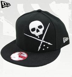 Sullen Art Collective Clothing Forever NE Snapback Hat Black New Era Cap #Sullen #BaseballCap