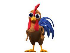 #Farmerama #rooster
