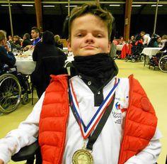Dinan (22) - 15 ans et champion de sarbacane: A 15 ans, Il détrône le champion…