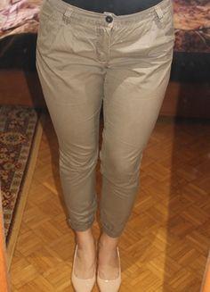Kup mój przedmiot na #Vinted http://www.vinted.pl/damska-odziez/chinosy/8671891-spodnie-chinosy-khaki-na-lato-i-nie-tylko