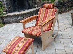 ❧ Rok-Bak Chair