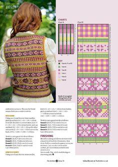 Fair Isle Knitting Patterns, Knitting Machine Patterns, Knitting Charts, Knitting Socks, Knitting Stitches, Knitting Designs, Knit Patterns, Hand Knitting, Knitting Tutorials