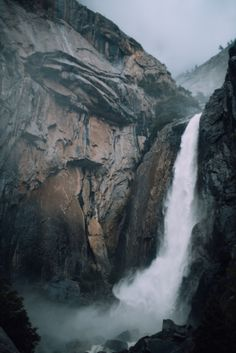 "sure-and-steadfast: "" raginimomi: "" Yosemite National Park, California "" I need to get back. """