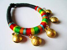 Handmade bracelet handbraided bracelet by dermusensohn2000 on Etsy, $12.00