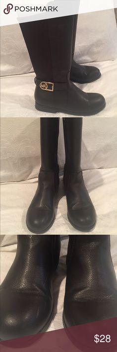 Michael Kors Emma Ryan Brown Boots Michael Kors Emma Ryan Brown Boots- Good Condition see pics for some minor scuffles Michael Kors Shoes Boots