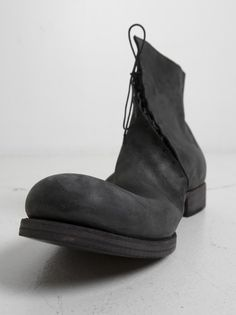 M.A+ - Side Lace Short Boot - SIG2 VAFO 1.5 BLACK - H. Lorenzo