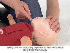 Baby CPR - EVERYONE should watch this video. It's only 1 minute long, but it could save a life.