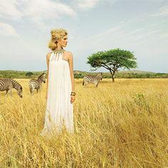 Africa Safari Wedding Photographs