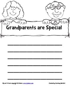 Life Cycles and Grandparents Day