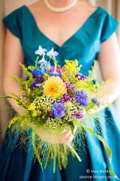 bouquet from green and gorgeous Florist Friday: Interview with Rachel Siegfried of Green and Gorgeous | Flowerona