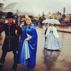 Aurora and Philip and Cinderella