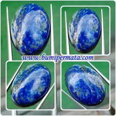 CM221 Batu Akik Natural Lazuardi - Khasiat Batu Nila