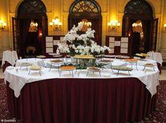 Decoration Buffet Decoration Buffet, Buffets, Table Settings, Organiser, Wedding, Chic, Cocktail, Dessert, Other