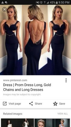 dress long black dress black prom dress black dress with gold chains black and gold dress backless dress evening dress long evening dress evening outfits formal dress formal dresses evening formal event outfit prom dress long prom dress mermaid prom dress sexy prom dress backless prom dress