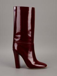 CHLOÉ Mid-Length Boot. Loooove!!! fall 2012