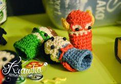 Super Hero Crochet | The WHOot