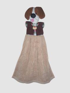 Essuie-mains chien Saint-Bernard - Large choix d'objets décoratifs.