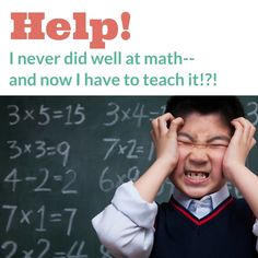 Math always seems to be the subject that strikes fear into the hearts of homeschooling parents. So many people had lackluster math educations, and it's verydaunting to try to teach a subject that you never felt confident in yourself. What manipulatives should I use to present this topic? And what is a manipulative anyway? How [...]