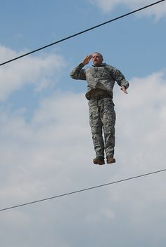 Army Rangers in Action - Fort Benning by anja_johnson, via Flickr