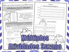 Múltiplos EM PDF | Atividades Pedagogica Suzano