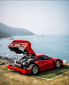 630 Ferrari F40 Ideas In 2021 Ferrari F40 Ferrari Super Cars