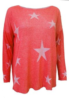 Scattered stars top jumper by Carry Me Paris