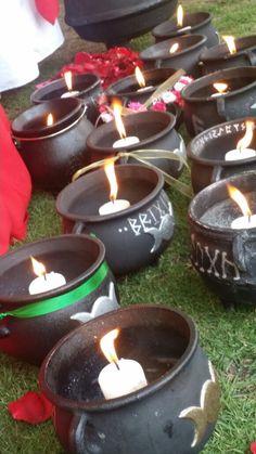 El fuego de Beltane 2015