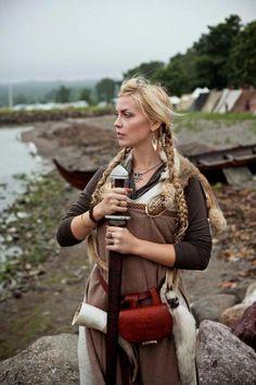 Viking costume inspiration