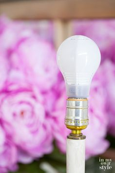 Try this Cree Soft White 60 watt Cree LED bulb in your home to create that looks and lights just like an incandescent bulb #CreateWithCree