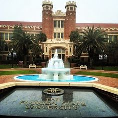 Florida State University and 4 easy scholarships!