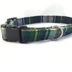 Butter soft and very strong - the perfect collar for a pup who wants to show his Irish pride without being too flashy. ☘️☘️☘️
