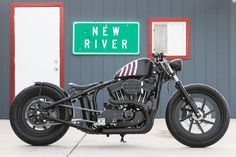 Harley Davidson Sportster By DP Customs