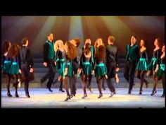 Riverdance   Opening Scene~ I always wanted to learn to dance like this, but my knees would never stand it.