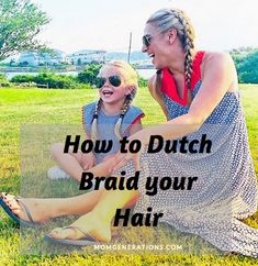 How to dutch braid y