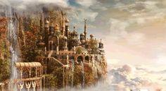 Medieval Anime Castle Gif 35