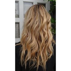 How To Beachy Waves ❤ liked on Polyvore featuring hair and hairstyles