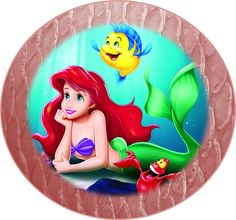 Free Little Mermaid Party Ideas - Creative Printables
