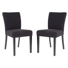 I pinned this Mystic Dining Chair in Black (Set of 2) from the Colville Studios event at Joss and Main!