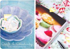 Cookbook Markers - Free printable