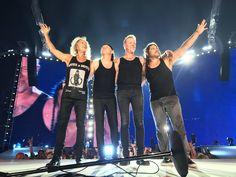 Metallica Detroit 7/12/17 #EpicGroupShot #TakenByMe!
