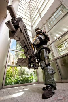 Epic Jorge from Halo Reach by ~NovemberAdam