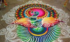 25 Beautiful Kolam Designs and Rangoli Kolams for your inspiraiton | Read full article: http://webneel.com/kolam-designs | more http://webneel.com/photography | Follow us www.pinterest.com/webneel