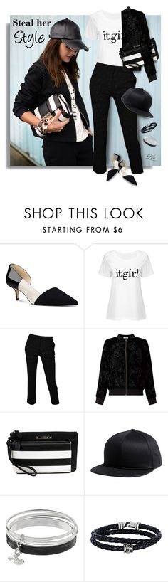 """""""*Expressing your mind"""" by breathing-style ❤ liked on Polyvore featuring Nine West, Roberto Cavalli, Miss Selfridge, Dana Buchman and Phillip Gavriel"""
